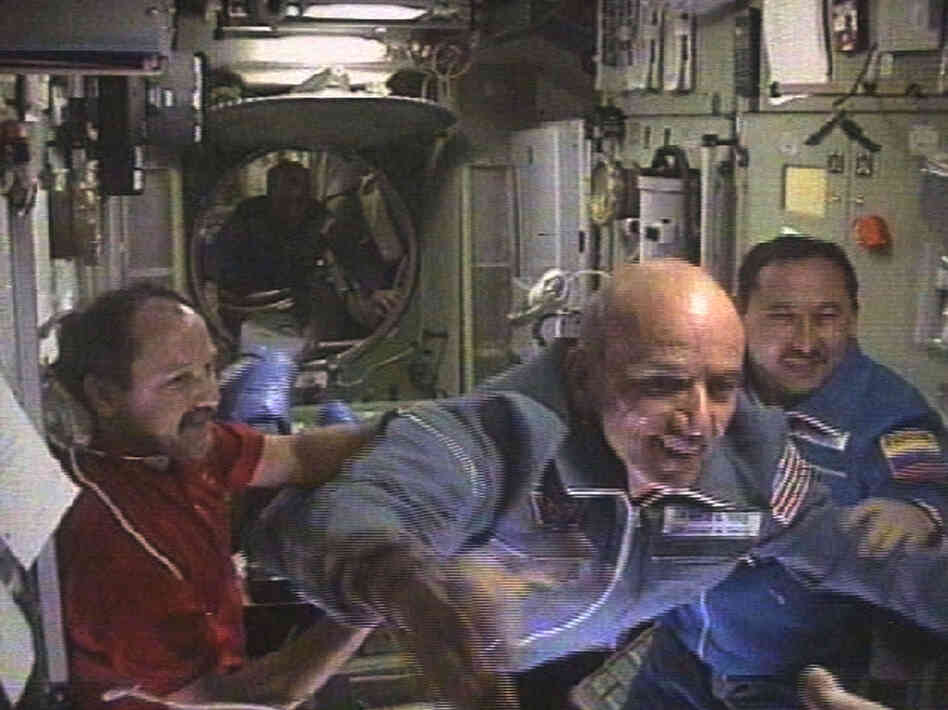 tito going to mars - photo #14