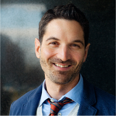 TED Radio Hour Host Guy Raz.