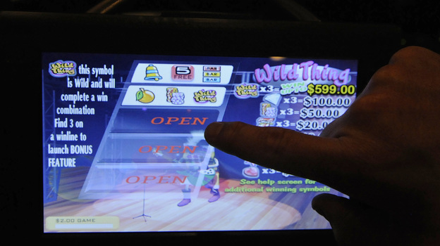 Internet gambling has become legal in New Jersey and Nevada, but experts say enforcement and regulations still need to be straightened out. (AP)