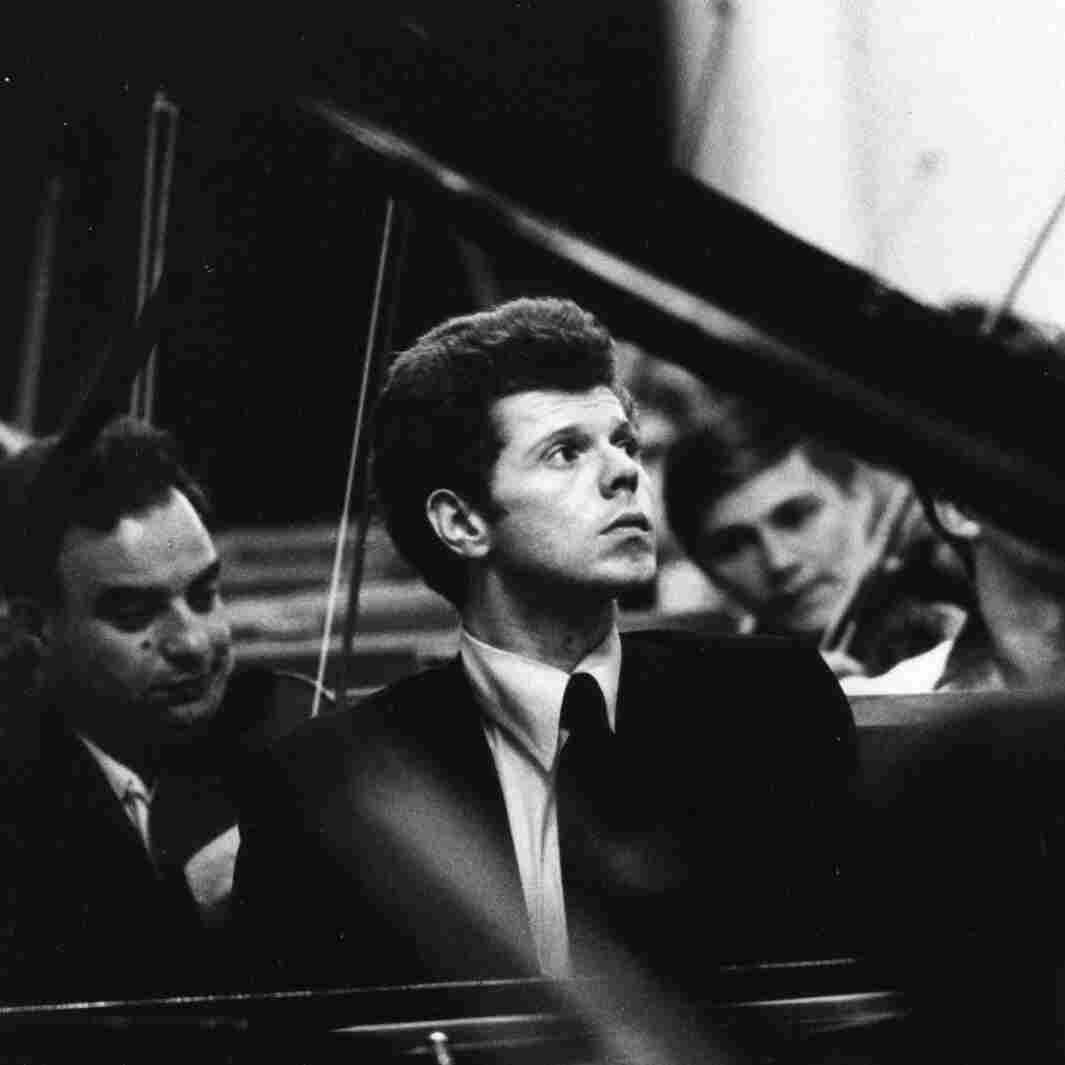 Remembering Van Cliburn, A Giant Among Pianists And A Cold War Idol