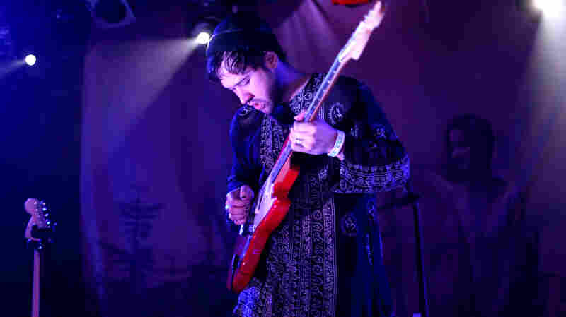 Unknown Mortal Orchestra In Concert