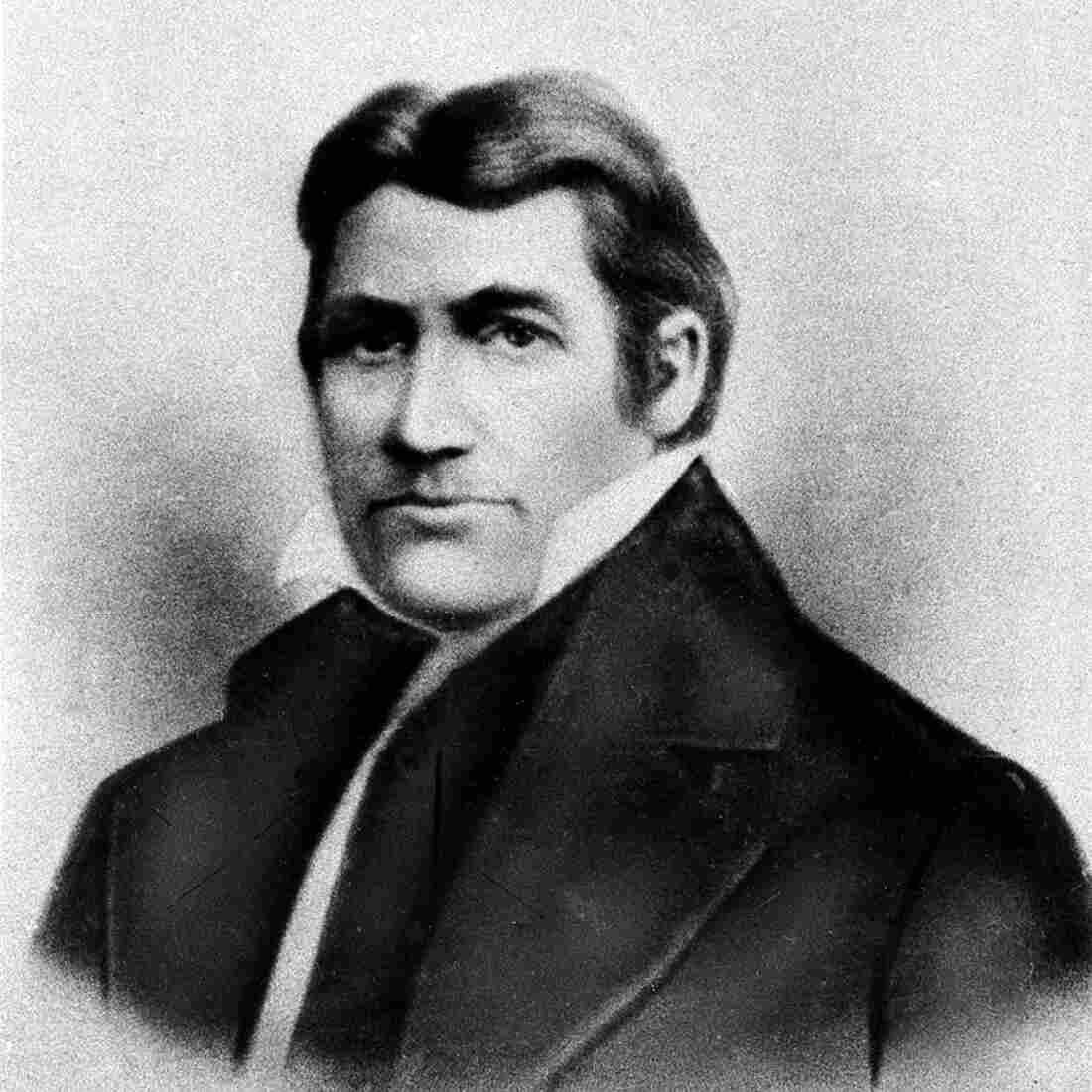 'Born On A Mountaintop' Or Not, Davy Crockett's Legend Lives On