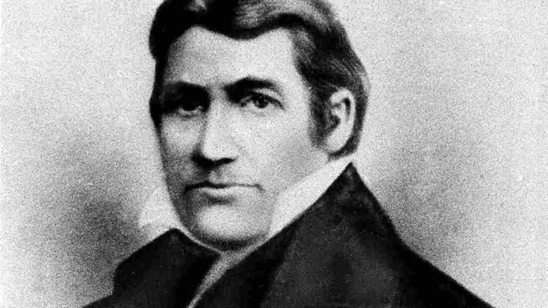 Davy Crockett represented Tennessee for three terms in Congress before moving to Texas and fighting in the Battle of the Alamo.