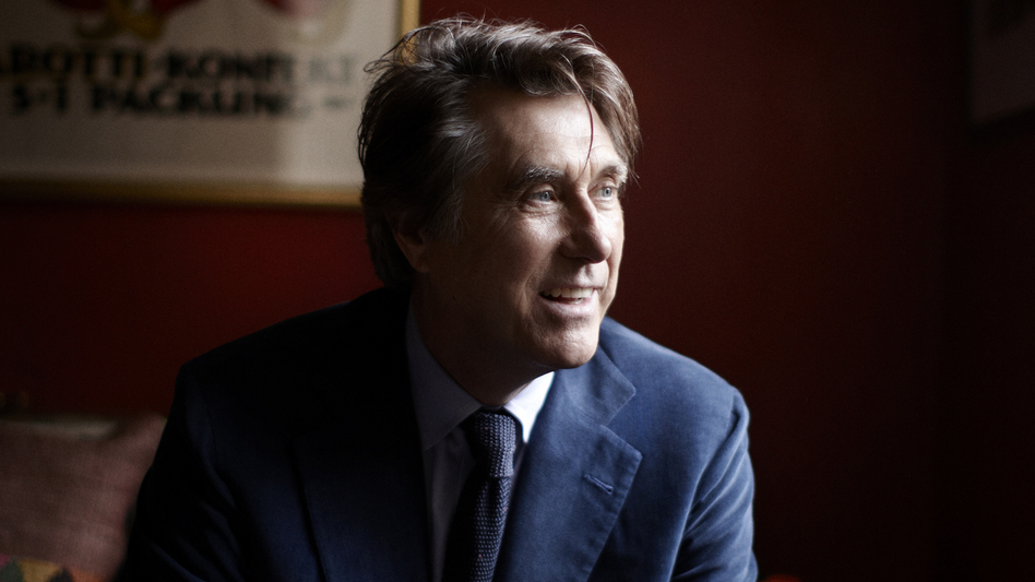 Bryan Ferry. (Courtesy of the artist)