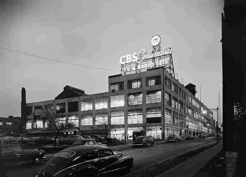 CBS Columbia, Long Island City, N.Y., 1954