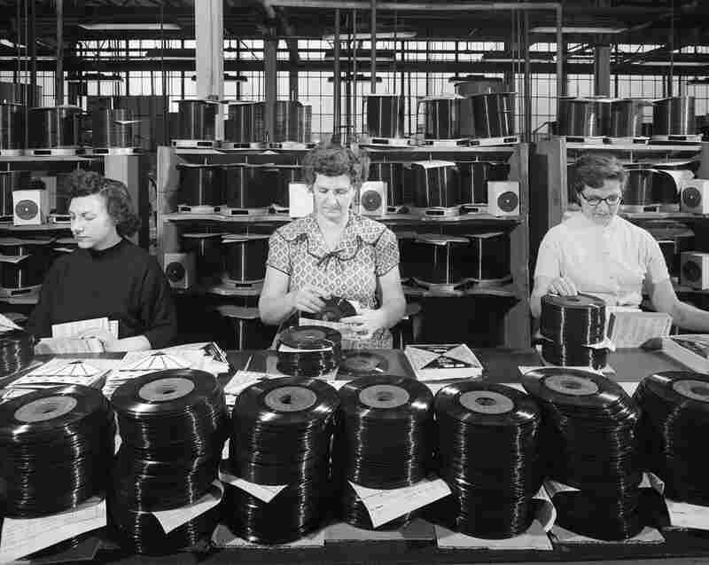 CBS Columbia Records, 1953