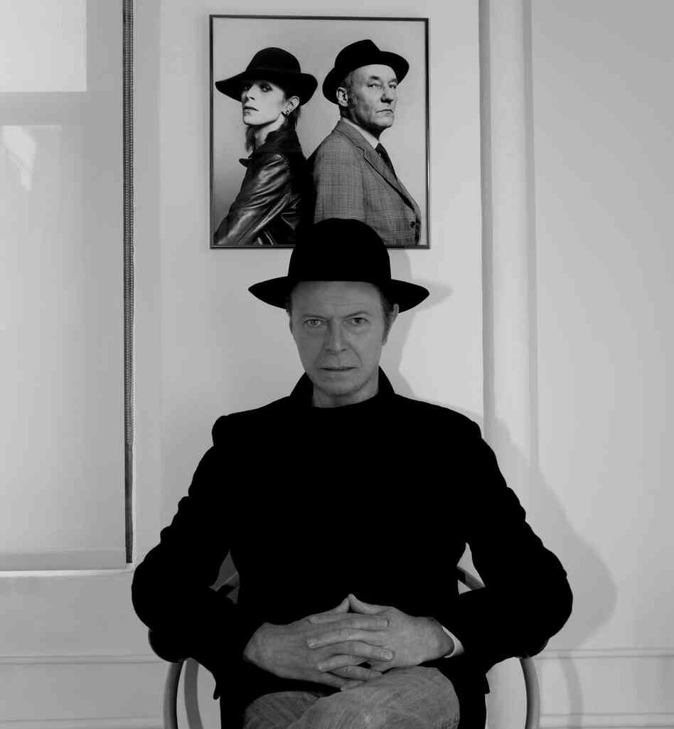 David Bowie's album, The Next Day, will come out on March 12.