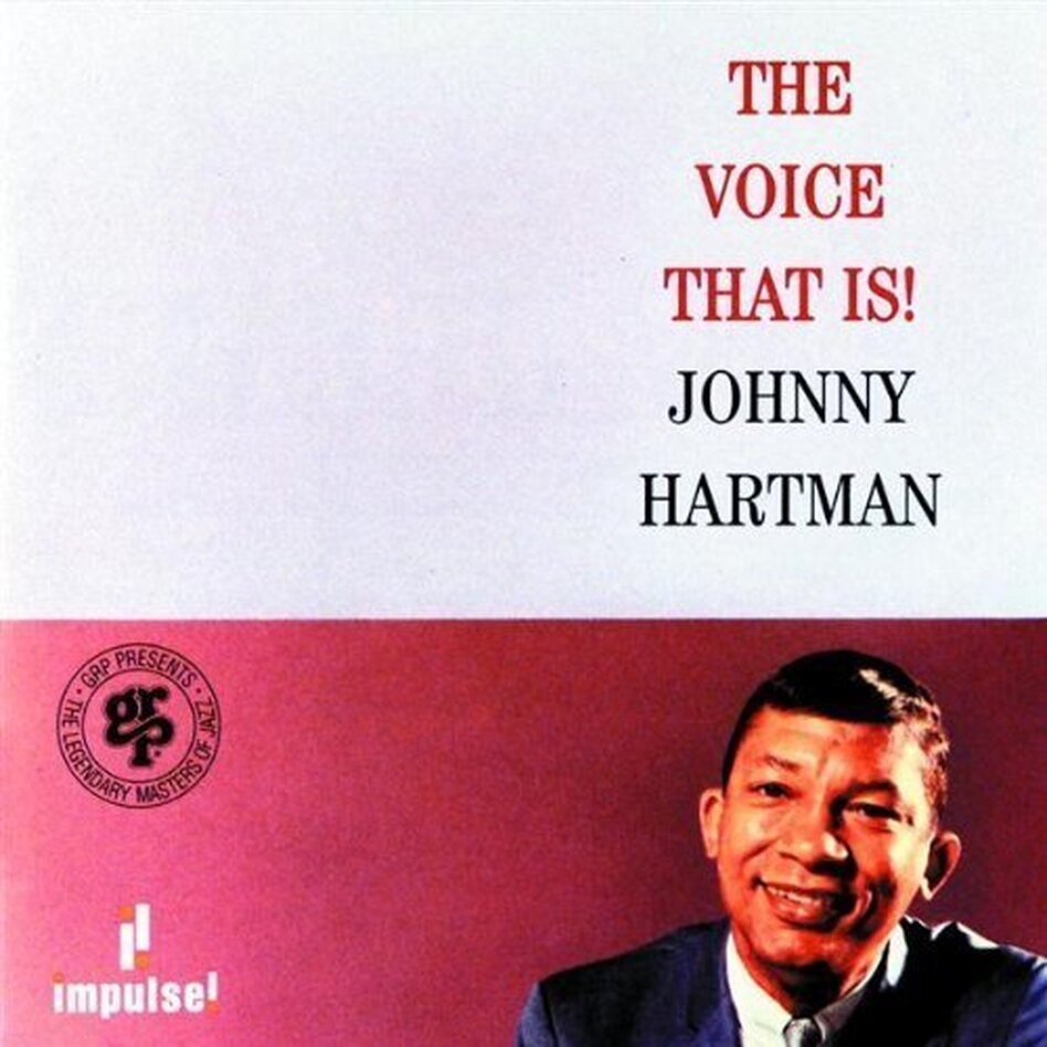 The Voice That Is! cover