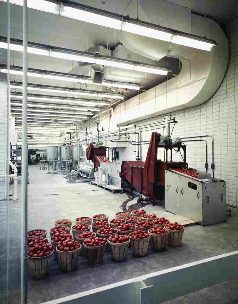 Heinz Factory, Skidmore, Owings & Merrill, Pittsburgh, Pa., 1958