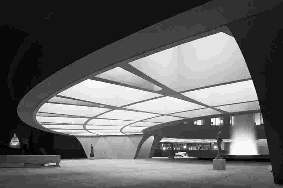 Hirshhorn Museum, Skidmore, Owings & Merrill, Washington, D.C., 1974