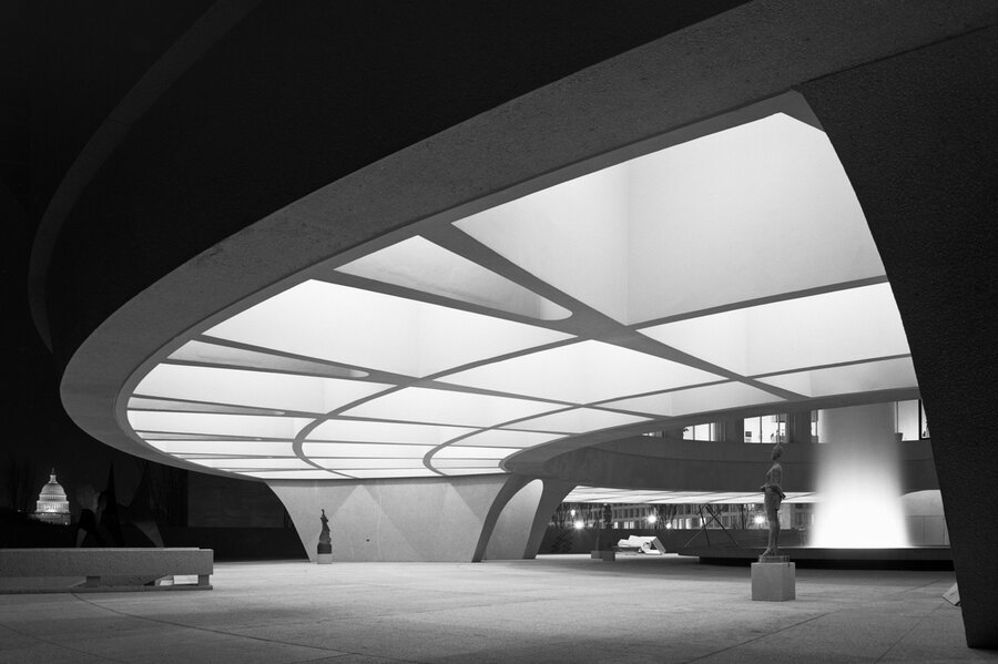 famous architectural buildings black and white. Hirshhorn Museum, Skidmore, Owings \u0026 Merrill, Washington, D.C., Famous Architectural Buildings Black And White R