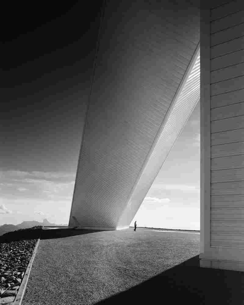 McMath Solar Telescope, Skidmore, Owings & Merrill, Kitt Peak, Ariz., 1962