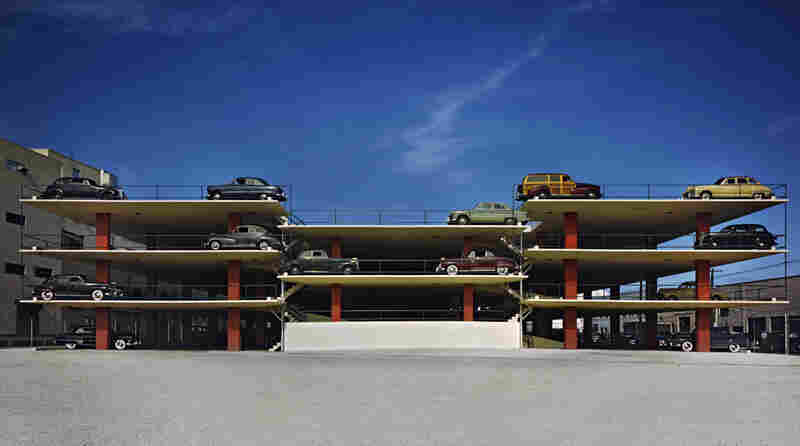 Miami Parking Garage, Robert Law Weed and Associates, Miami, Fla., 1949