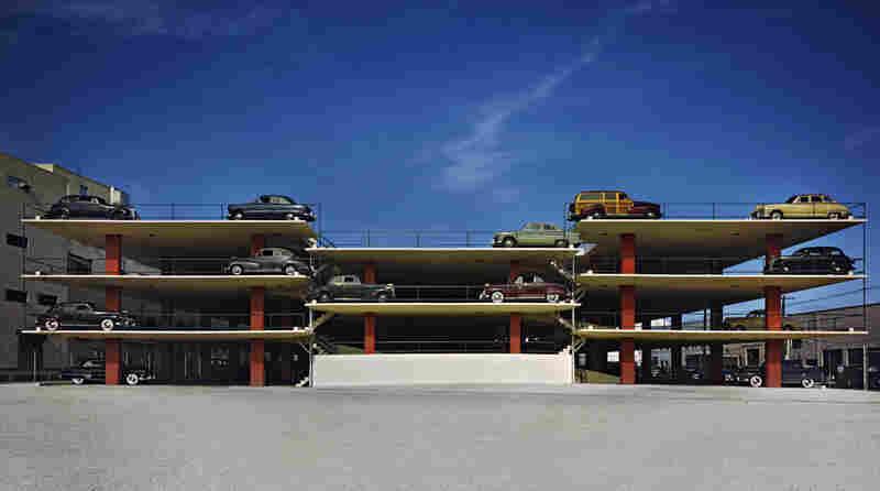 Miami Parking Garage, Robert Law Weed and Associates, Miami, Fla., 1949