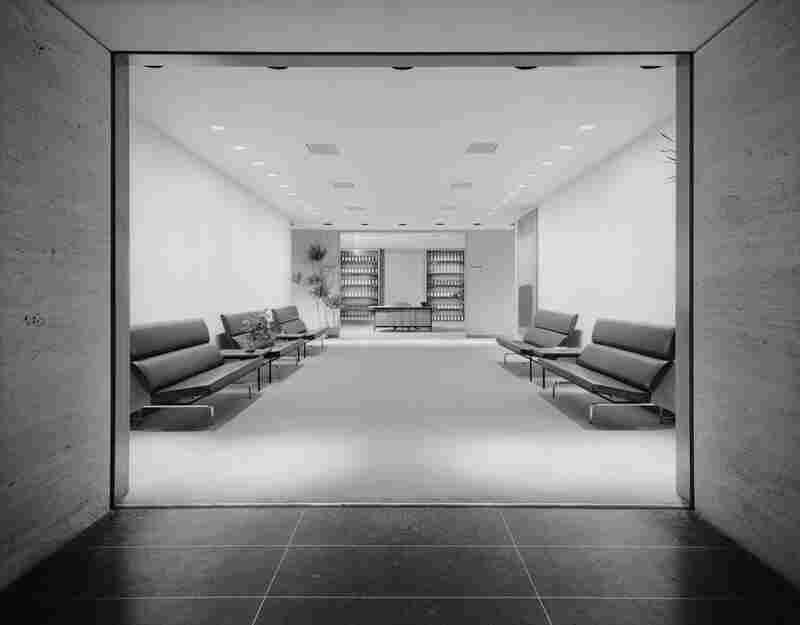 Seagram Building, Mies van der Rohe with Philip Johnson, New York, N.Y., 1958