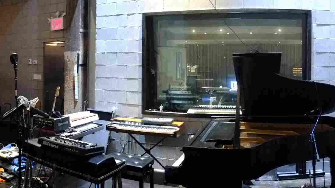 Gary's Electric Studio in Brooklyn's Greenpoint neighborhood.