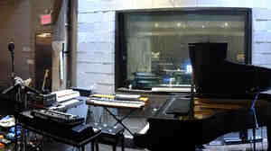 Gary's Electric Studio in Brooklyn's Greenpoint neighborhood.