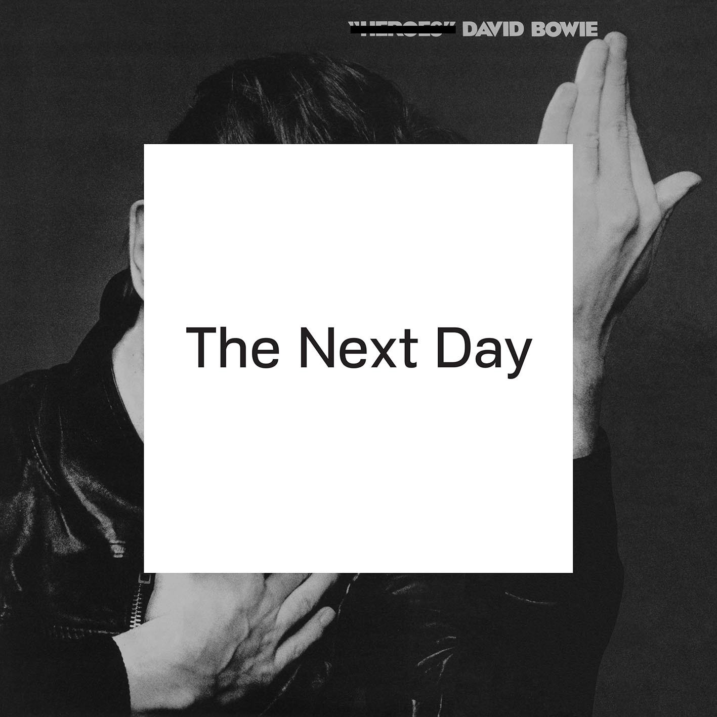 David Bowie's latest studio album, The Next Day, will be out on March 12.
