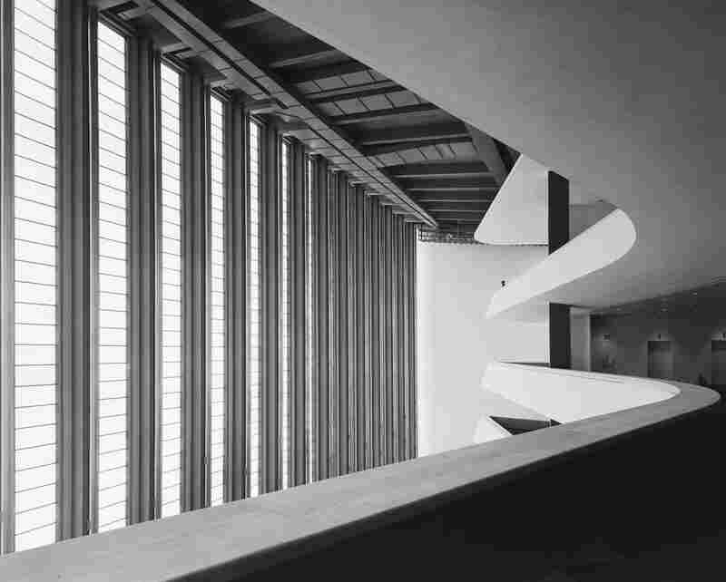 The Photographer Who Made Architects Famous The Picture Show Npr