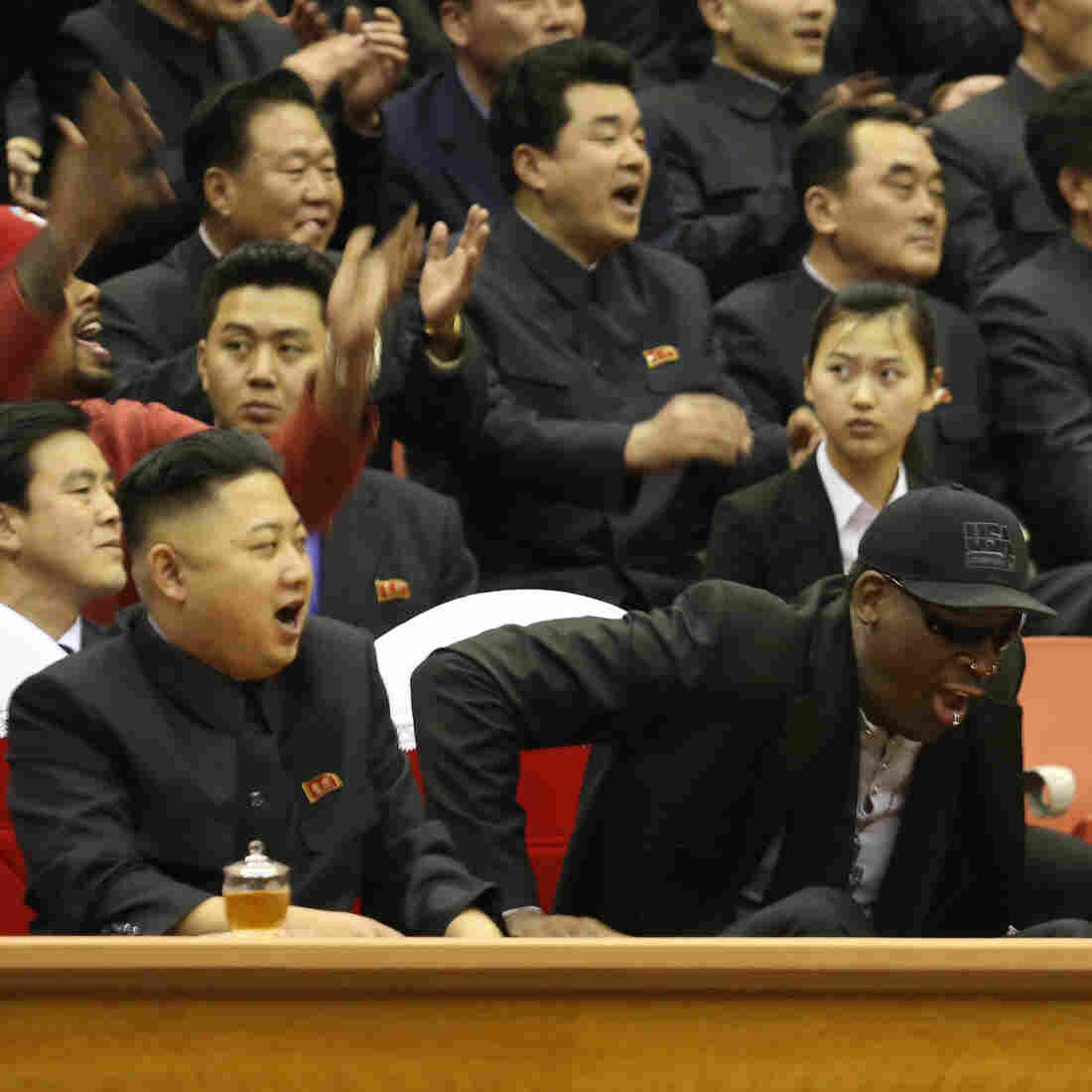 Add 'North Korea Expert' To Dennis Rodman's Resume