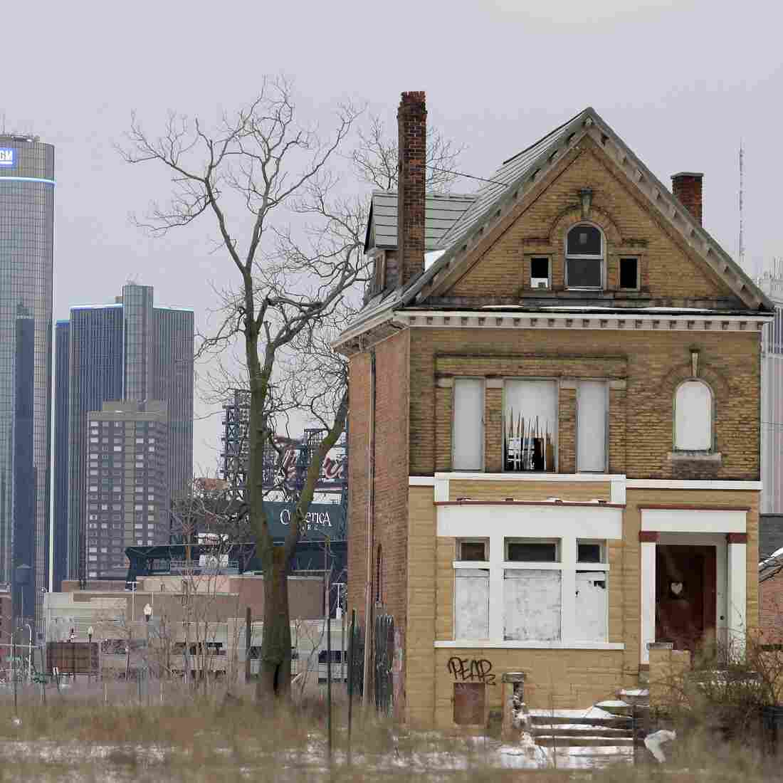 Michigan Officials Take Control Of Detroit's Empty Wallet