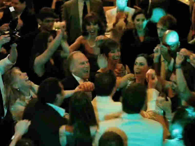 """""""Hava Nagila"""" scores a raucous wedding hora in Roberta Grossman's Hava Nagila (The Movie). The film traces the evolution of the tune from folk song to party favorite."""