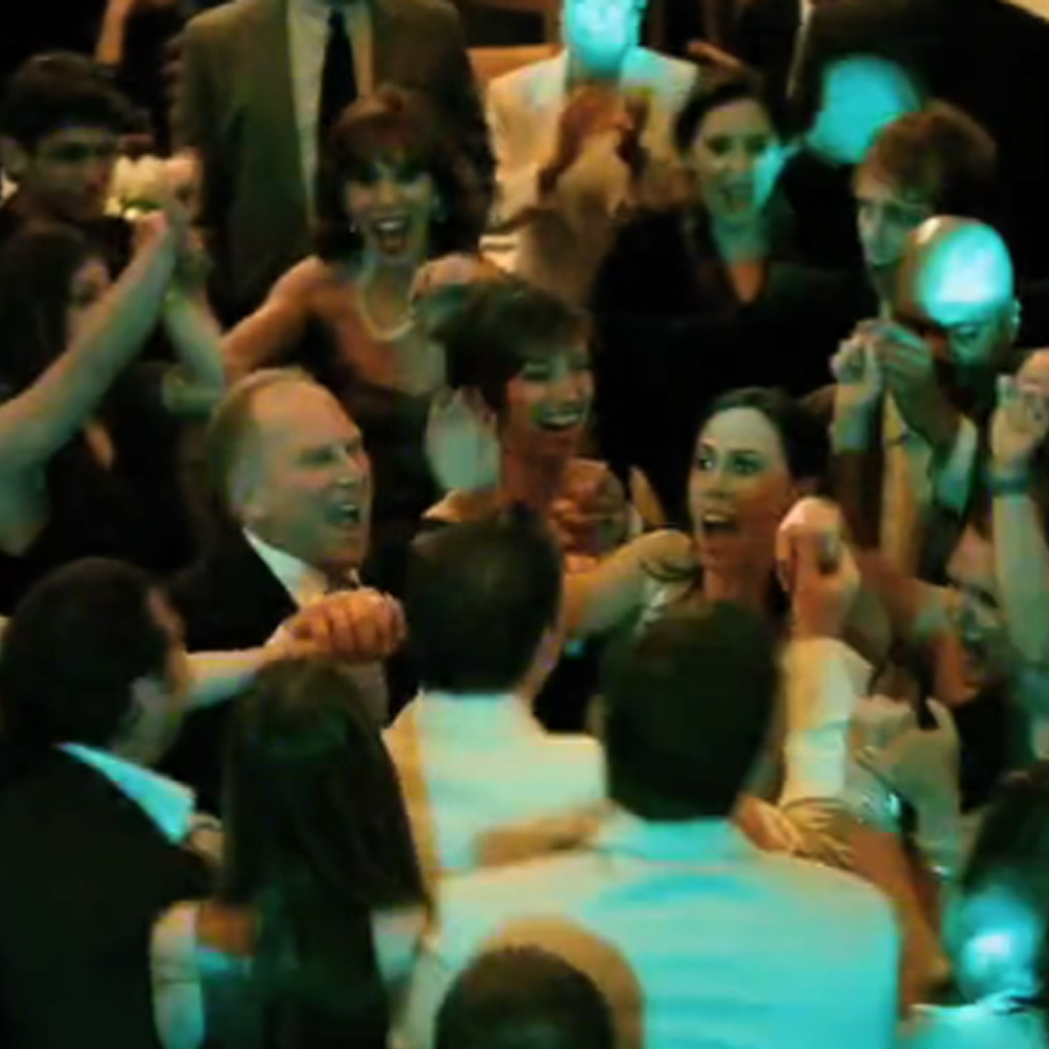 """Hava Nagila"" scores a raucous wedding hora in Roberta Grossman's Hava Nagila (The Movie). The film traces the evolution of the tune from folk song to party favorite."