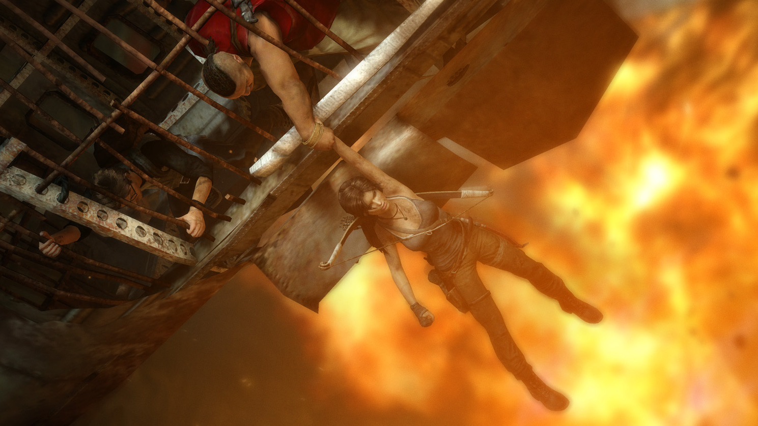 Tomb Raider Makes The Case For Old Fashioned Console Gaming All