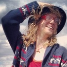 Allen Stone performs for a Field Recording video backstage at Sasquatch! Music Fest in George, WA