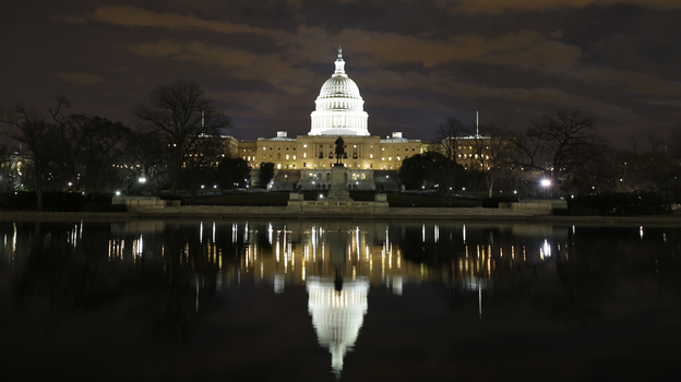 The Sequester That Wasn't Meant To Happen Begins