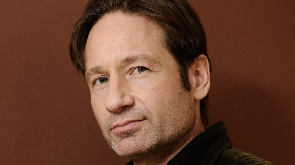 David Duchovny stars in the Cold War thriller Phantom, in theaters now. (Getty Images)
