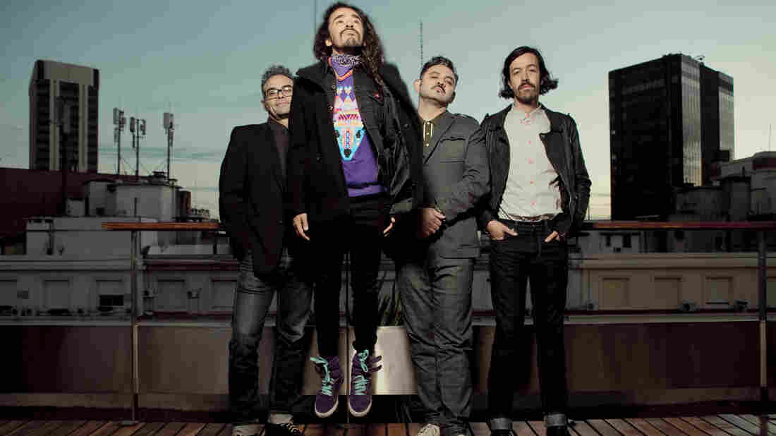 Cafe Tacvba will headline the Alt.Latino showcase in Austin on March 14 during South By Southwest.