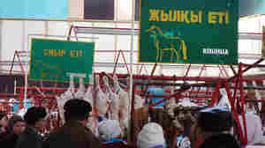 In Kazakhstan, No Horror At Horse Meat