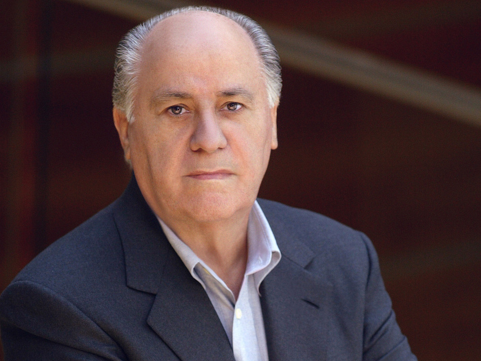 A notorious recluse, Amancio Ortega founded the Zara clothing chain and is No. 3 on Forbes magazine's billionaire list. (AP)