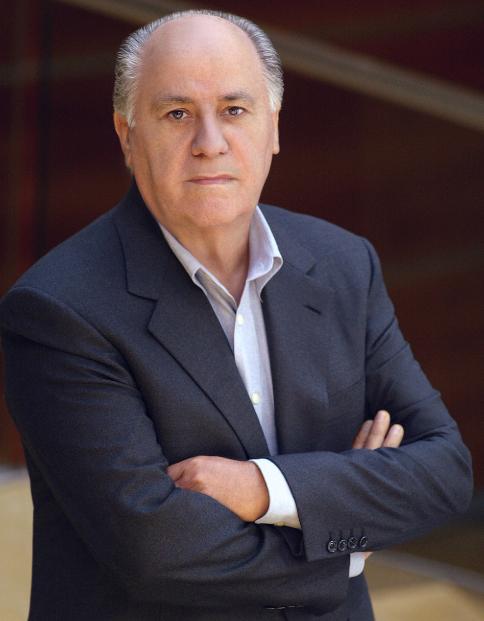 A notorious recluse, Amancio Ortega founded the Zara clothing chain and is No. 3 on <em>Forbes</em> magazine's billionaire list.
