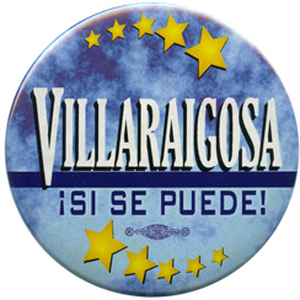 Villaraigosa is leaving after two terms.