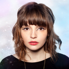 CHVRCHES' Lauren Mayberry.