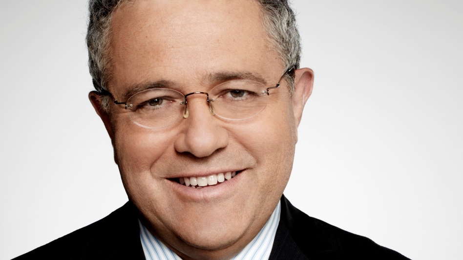 Jeffrey Toobin writes about legal issues for The New Yorker. (Courtesy of CNN)