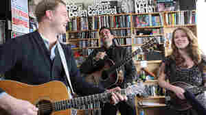 The Lone Bellow: Tiny Desk Concert