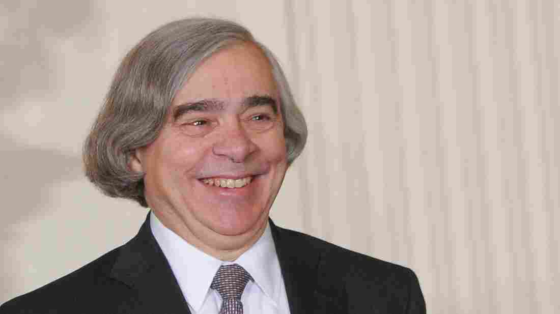 Massachusetts Institute of Technology scientist Ernest Moniz is introduced by President Obama as the nominee to run the Energy Department, Monday at the White House.