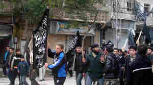 'Conscience' of Syrian Revolution Faces Challenge from Islamists