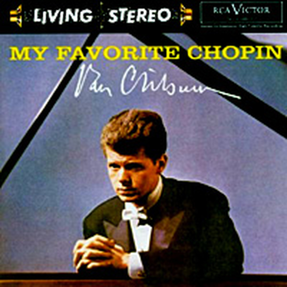 Van Cliburn: My Favorite Chopin