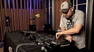 Josh Davis, a.k.a. DJ Shadow, spins live on KCRW's Morning Becomes Eclectic.