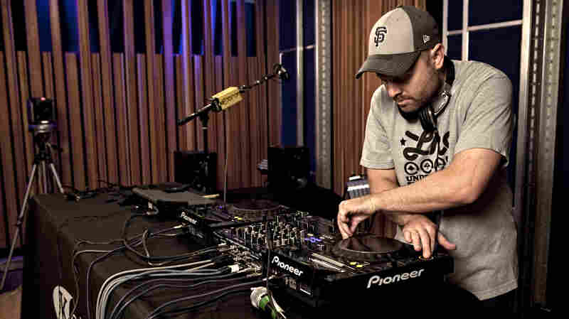 KCRW Presents: DJ Shadow