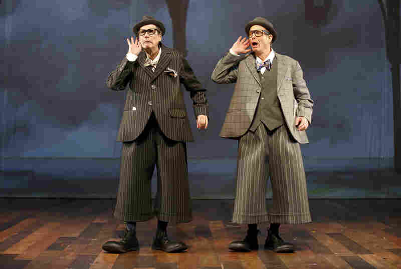 Shiner and Irwin last collaborated in Fool Moon, which premiered on Broadway in 1992.