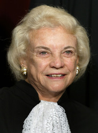 O'Connor served on the Supreme Court of the United States from 1981 to 2006.