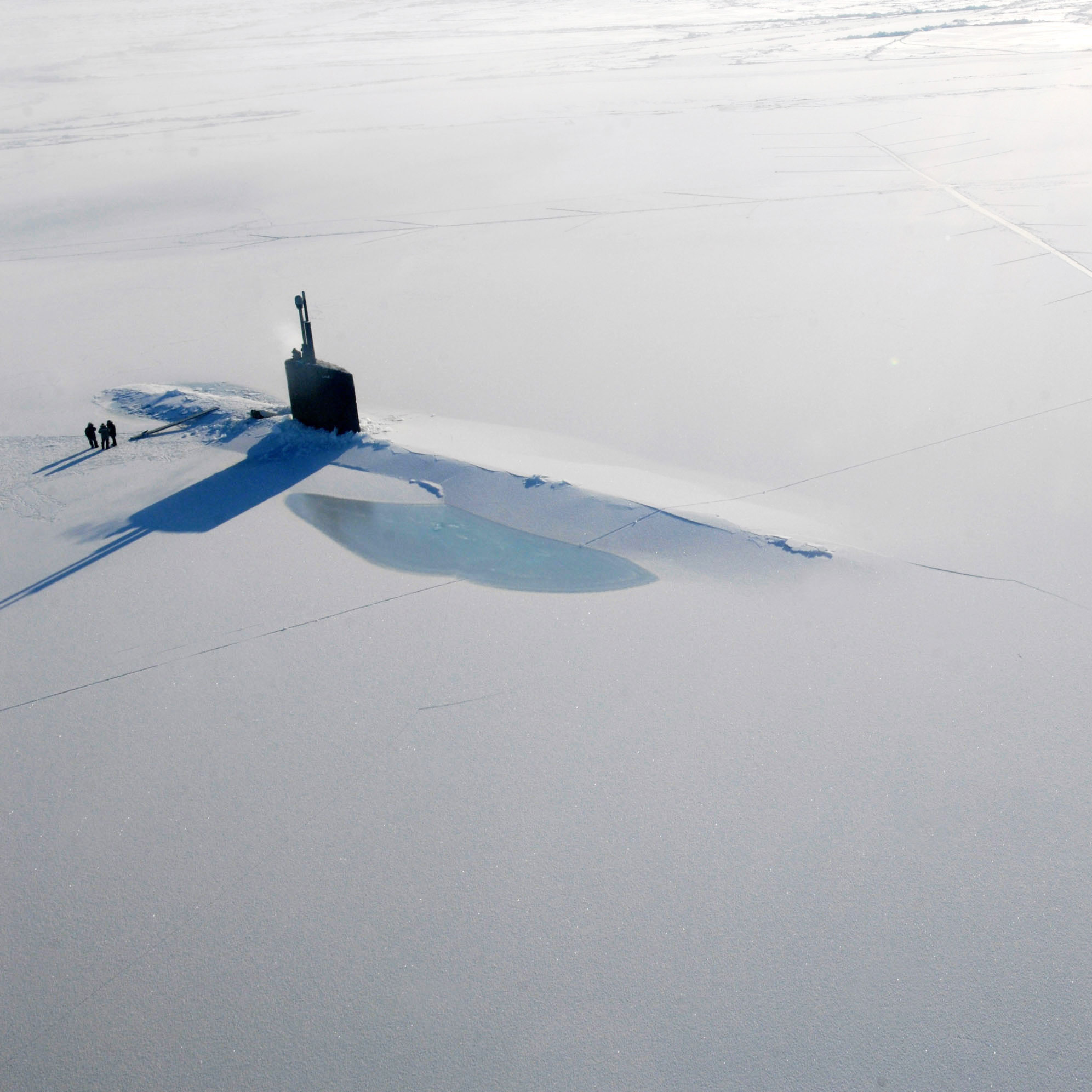 By midcentury, trans-Arctic passages will no longer be solely for submarines, a new study says.