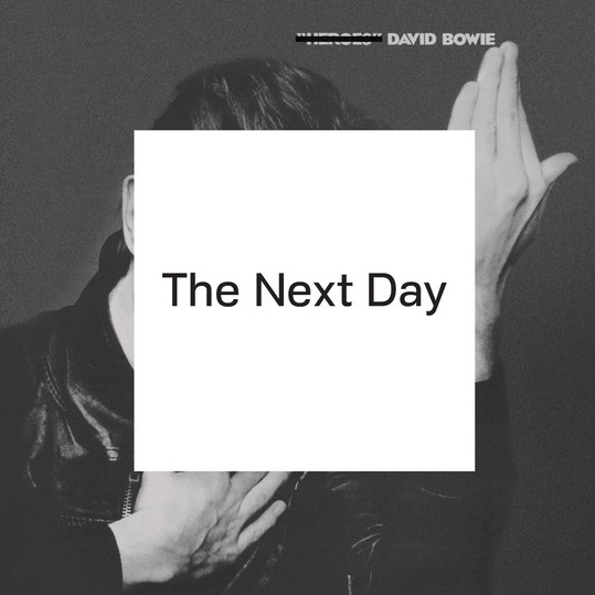 The Next Day is David Bowie's 30th studio album and his first new album in 10 years.
