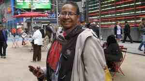 Brenda Box, NPR Newscast editor and good friend.