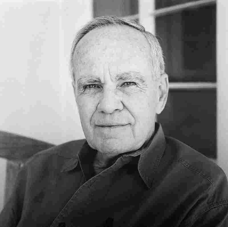 A portrait of author Cormac McCarthy.